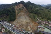 2) WHAT DO LANDSLIDES DO? 3)WHAY SHOULD WE CARE?