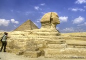 The Great Spinx of Giza