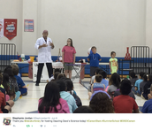 Dazzling Dave's Science Today!