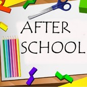 After school duty...