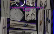 Q A D Silver Earring Collection