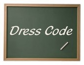 WARM WEATHER DRESS CODE REMINDER
