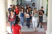 College Visits at PHS