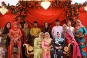 Brunei Family