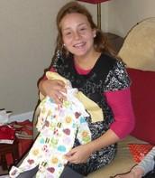 Nikki on Maternity Leave