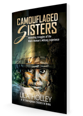 Camouflaged Sister's Book Signing