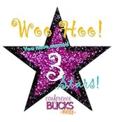 Whoop Whoop 3 STARS!