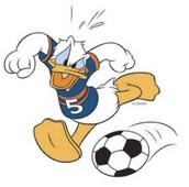 Me gusta jugar al fútbol.
