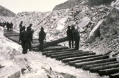 Building the C.P Railway