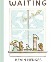Waiting, written and illustrated by Kevin Henkes