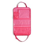 Hang-up Organizer - Coral Gingham (Retired print) $15