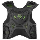 Police Sci-fi Armor