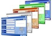 Intefaz gráfica de usuario e Interfaz de linea de comandos.