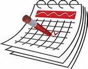 Bulldog Calendar 9/12-9/23