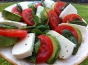 Appetizer Tomato Dressing