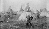 Titon Sioux Indians
