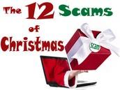Holiday e-card scams