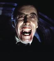 Definitely more scarier than Dracula!