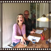 Dynamic Duo: Ivana & Willem