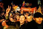 What is the Orange Revolution?