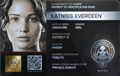 Favored to Win : Katniss