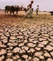 A Drought that happened in West Africa