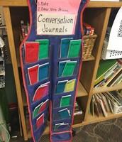 Conversation Journals