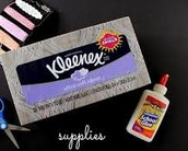 Kleenex and Glue