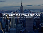 ICX Success Competition
