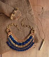 Indira Bib (Statement) Necklace
