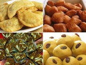 Common Foods of Diwali