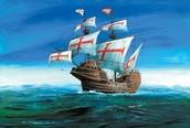 Spanish Conquistador ship
