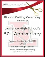 Opening Day Ribbon Cutting Ceremony