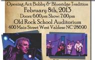 Rodney Dillard & The Dillard Band February 8th at 7pm