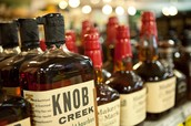 Any of Our Single Barrel Bourbons