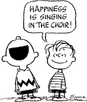 Choir Saturday Practice