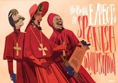 """Nobody expects the Spanish Inquisition"""