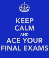 Secondary Finals Schedules