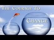 Ejemplos de Courage