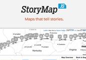Jan 5: StoryMap JS