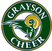 Grayson High School Cheerleading Contacts