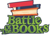 """""""Battle of the Books"""" is coming soon..."""