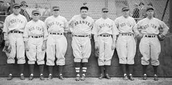 Babe Ruth and the team