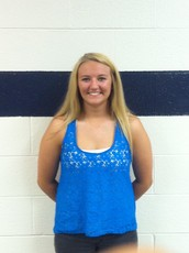 Courtney Garbarino, Senior, Girls Varsity Softball (5.26)