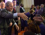 President Bush visits New Orleans