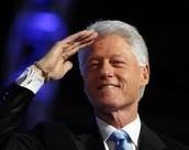 Bill salute