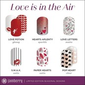 Valentine Designs for every Style!