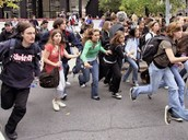 People running for our cereal