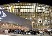 The Sprint Center During Concert