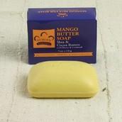 Mango Butter Soap - 5 ounces